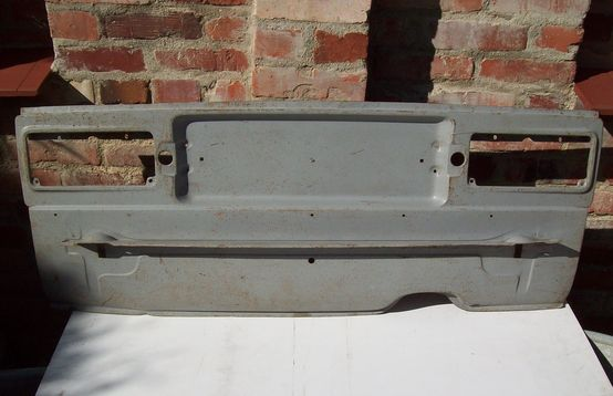 LADA 2106 rear plate, new old stock, no shipping