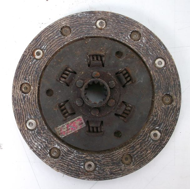 Trabant clutch disc with suspension, new old stock