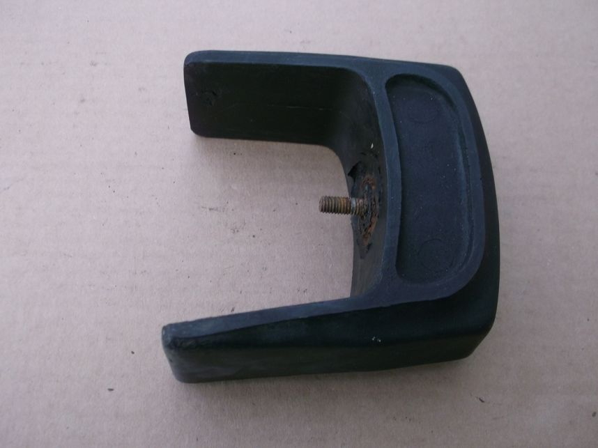 Trabant bumper horn for bumper new version, used