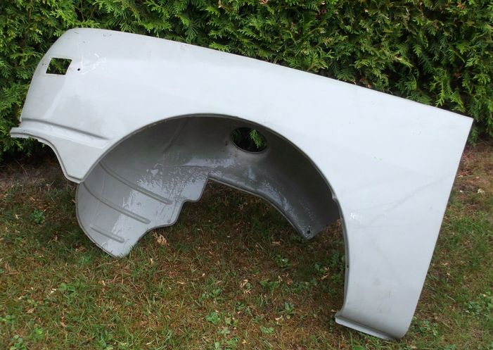 Wartburg 353 front left fender with wheel arch, new from GDR